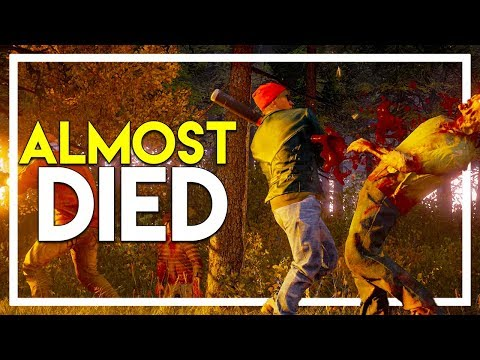 State of Decay 2 Gameplay Walkthrough - Part 7: I Almost Died!