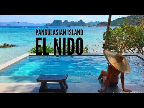 Vlog 1: EL NIDO RESORT PALAWAN (Tour around Pangulasian Island)