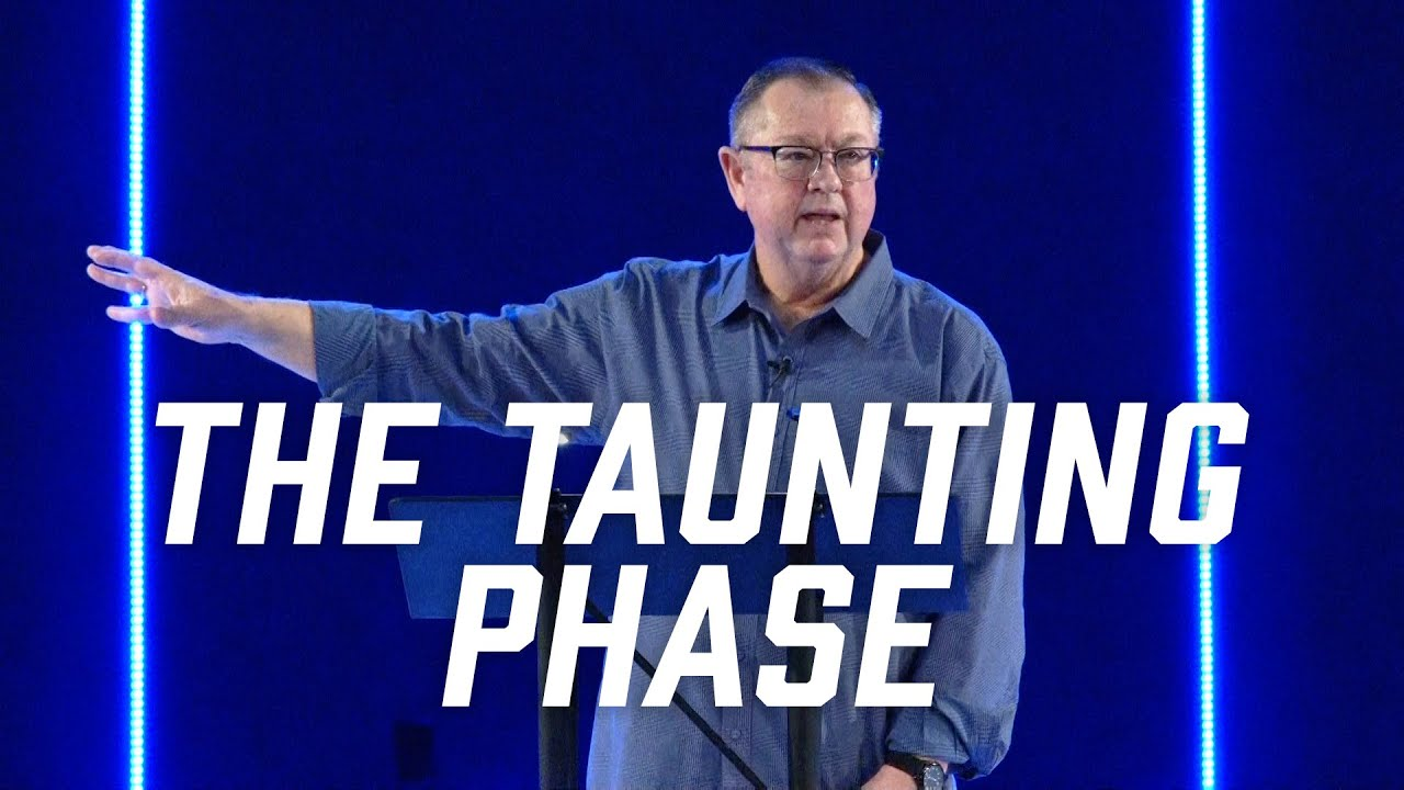 The Taunting Phase   Tim Sheets