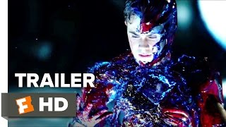 Power Rangers Official International Trailer 1 (2017) - Bryan Cranston Movie