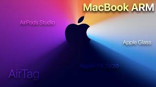 Что покажет Эпл 10 ноября 2020 на Apple Event?