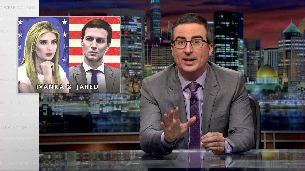 Ivanka & Jared: Last Week Tonight with John Oliver (HBO)