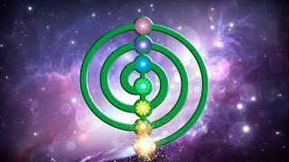 MANIFEST CHI Energy Healing⎪Solfeggio Mirror Fusion 285Hz +
