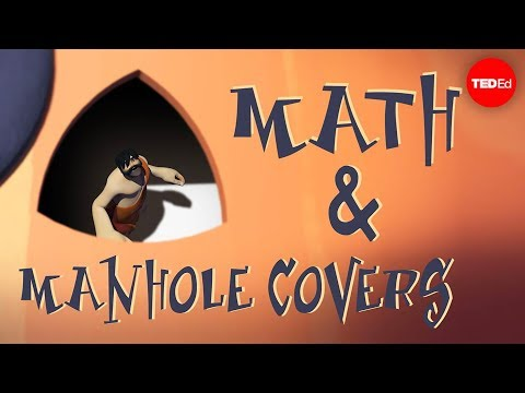 Why are manhole covers round? - Marc Chamberland