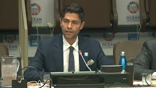 Adrian Grenier - UN Environment Goodwill Ambassador, World Environment Day 2017