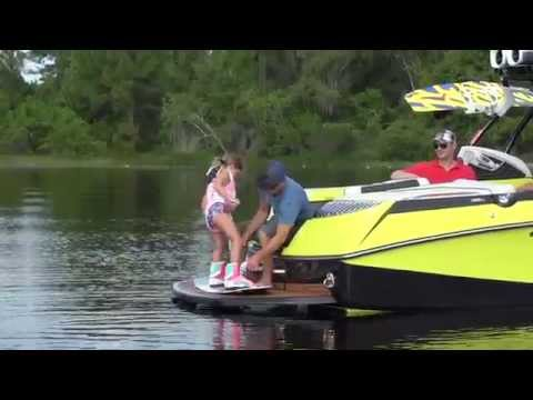 Five Ways to Help Your Kids Wakeboard