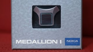 Nokia Medallion 1 unboxing