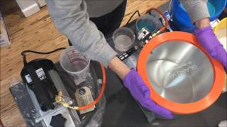 Download Vacuum Chamber Unboxing and Mold Making Video