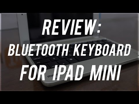 Review : Minisuit Bluetooth Keyboard For iPad Mini