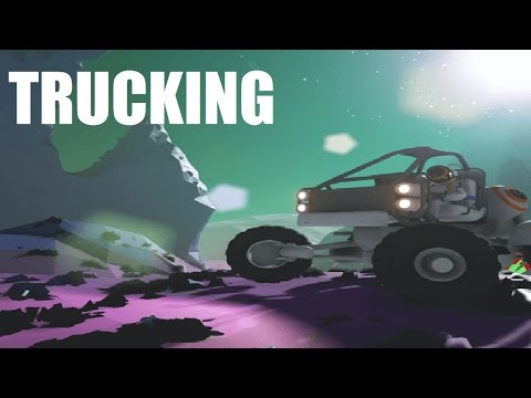 Trading and Truck Driving   Astroneer Gameplay   Part 4
