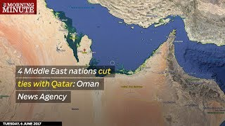 4 Middle East nations cut ties with Qatar: Oman News Agency