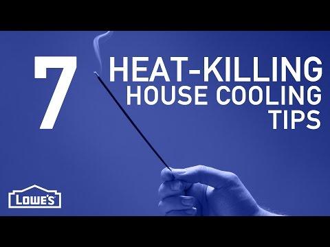 7 Heat-Killing House Cooling Tips | DIY Basics