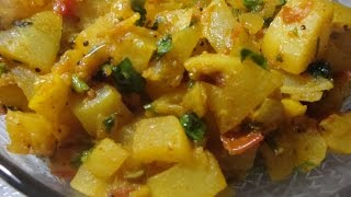Shalgam Ki Sabji Indian Spicy Turnip Curry Recipe 8