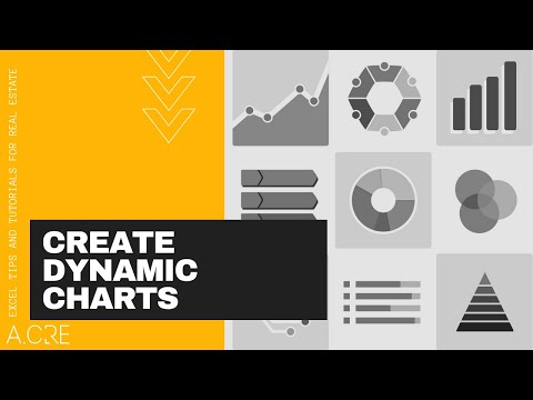 How to Create Dynamic Charts in Excel - Real Estate Edition