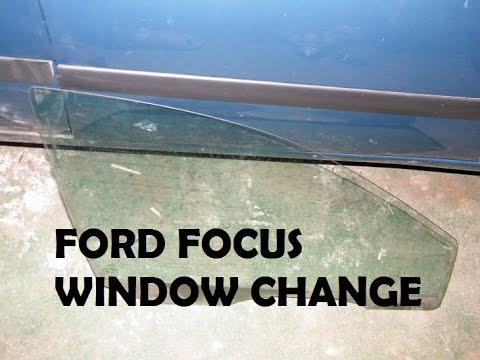 Ford Focus Front Door Electric Window Change