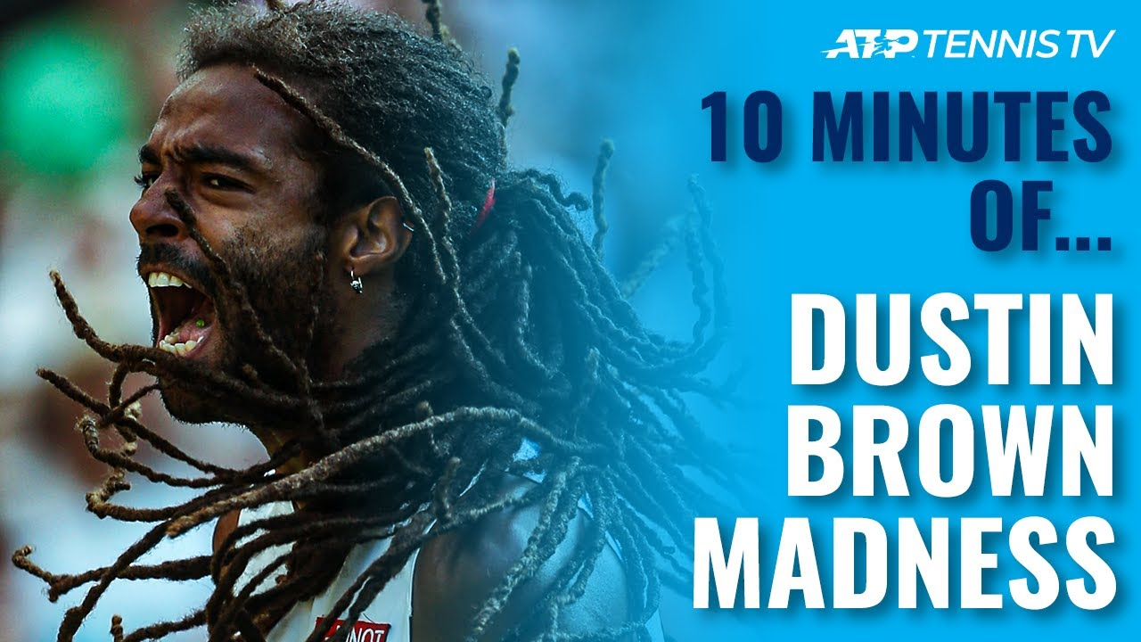 10 Minutes of Dustin Brown MADNESS!