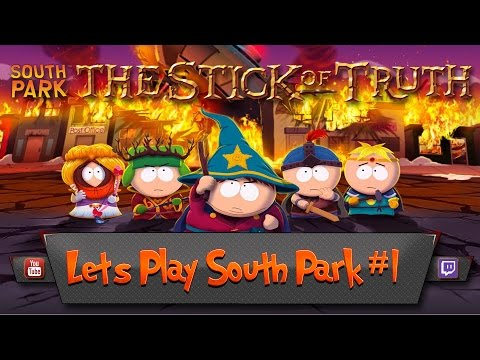 ★ Let's Play South Park The Stick of Truth #1 ★