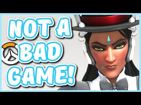 Overwatch - OVERWATCH ISN'T BAD, PEOPLE ARE BAD (The Problem with Overwatch)