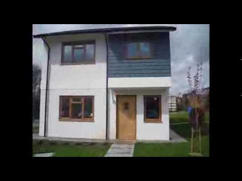 Flat Pack Eco Build House