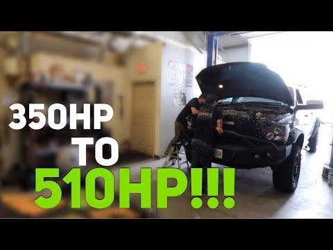 Cummins 160HP Increase - EFI Live  S8