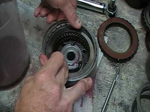HpVideo.Org Automatic Transmission Clutch Assembly