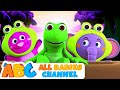 Funny Frogs Song 3D Original Song Learn Numbers For Kids Nursery Rhymes For Kids Baby Songs
