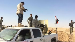 Exclusive: On the frontline with Shiite militias in Iraq