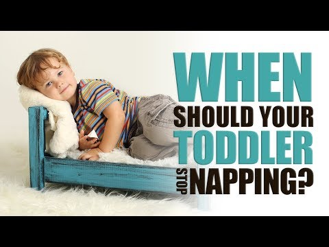 When Should Your Toddler Stop Napping?