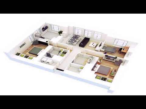 Simple 3 Bedroom Ranch House Plans