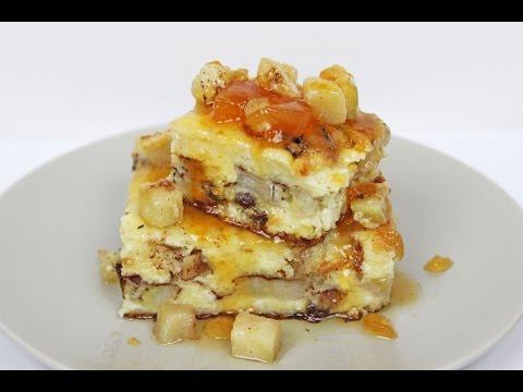 Сottage Cheese Casserole with Fruit | Casserole Recipe