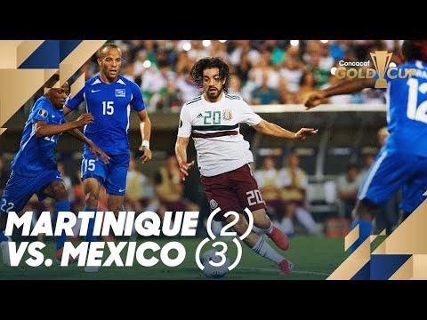 Xxx Mp4 Martinique 2 Vs Mexico 3 Gold Cup 2019 3gp Sex