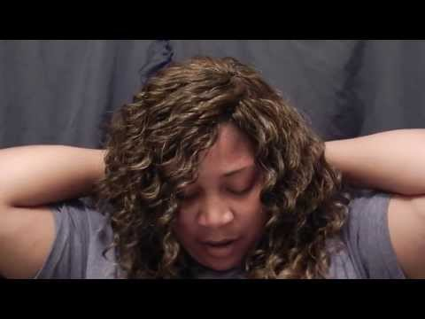 How I Maintain My Curly/Wavy Synthetic Weave