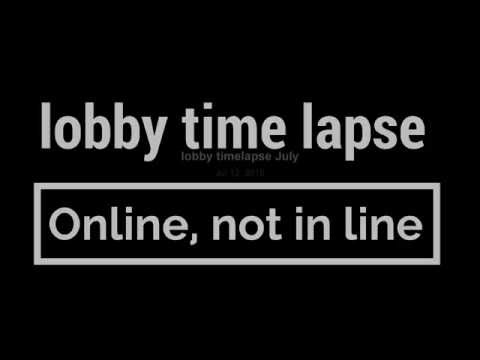 Lobby Time Lapse OCTC