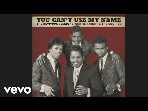 Curtis Knight & The Squires - Station Break (Audio) ft. Jimi Hendrix