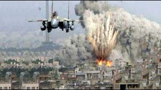 Russia Air Strikes on USA Led Terrorists Aleppo Syria November 22 2016 End Times News Update