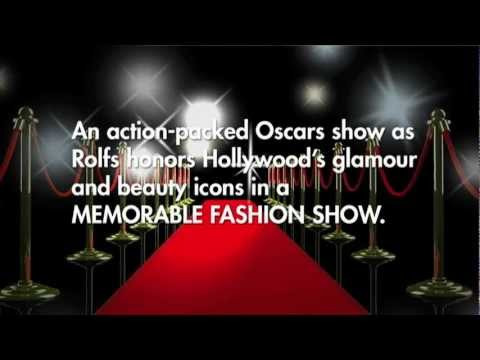 Rolfs Salon invites you to red carpet glamour at Oscar Night America - Phoenix