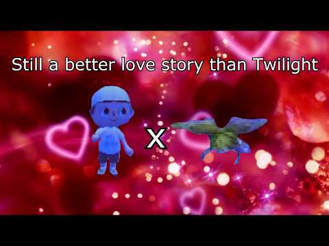 Animal Crossing memery and Happy Valentine's day everyone!