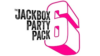 ALL NEW GAMES!!   Jackbox Party Pack 6
