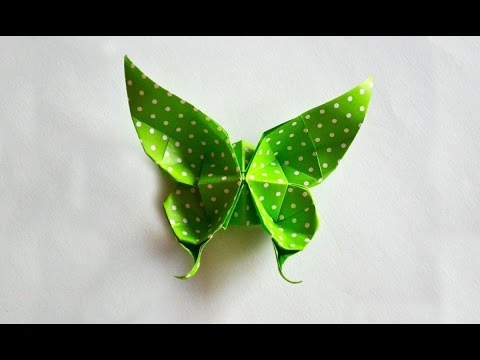 How to make Paper ButterFly | Butterfly Origami | PaperMade
