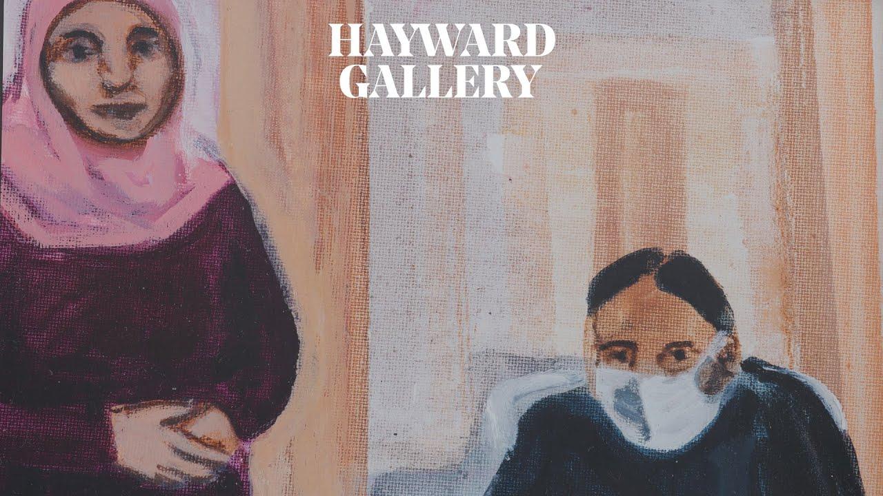 Everyday Heroes: Matthew Krishanu | Hayward Gallery