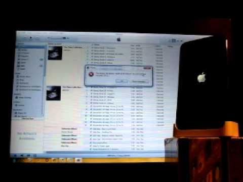 วิธี Jailbrake iPhone4 4.2.1 without SIM part 1/2