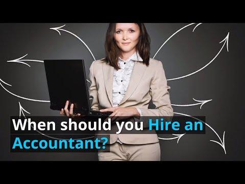 When should you hire an Accountant? | Lorenzana Tax & Accounting
