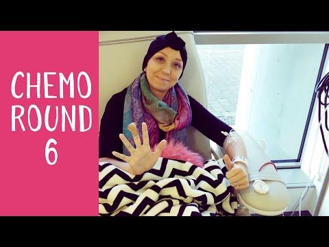 My Cancer Journey | Chemo 6 Vlog (Taxol 2)