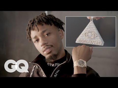 Metro Boomin Shows Off His Insane Jewelry Collection   GQ