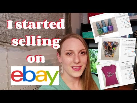 Update: I'm Selling on Ebay! 2 Month Sales Report