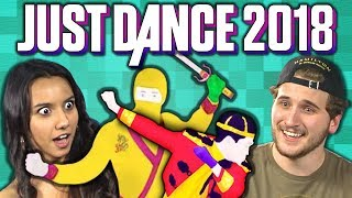Download JUST DANCE 2018 #3 (React: Gaming) Video