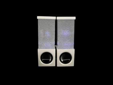 Light Up Portable Speakers_ Justdeals