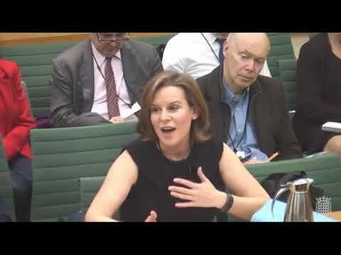 Consumer Protection from Unfair Trading Regulations - HCLG Select Committee - 10th December 2018