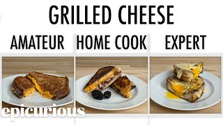 4 Levels of Grilled Cheese: Amateur to Food Scientist | Epicurious