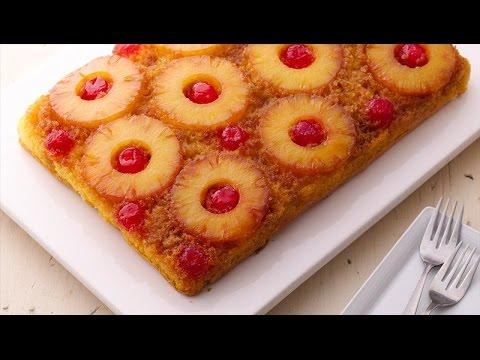 Pineapple upside down cake recipe - How to Make Fashioned Pineapple Upside Down Cake